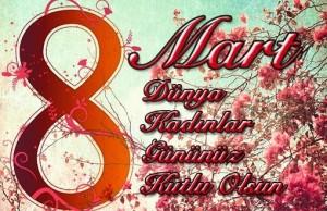 8 Mart Değil ∞ Mart