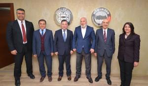 MemurSen – Sayın Hacı Bayram Tonbul'a Ziyaret