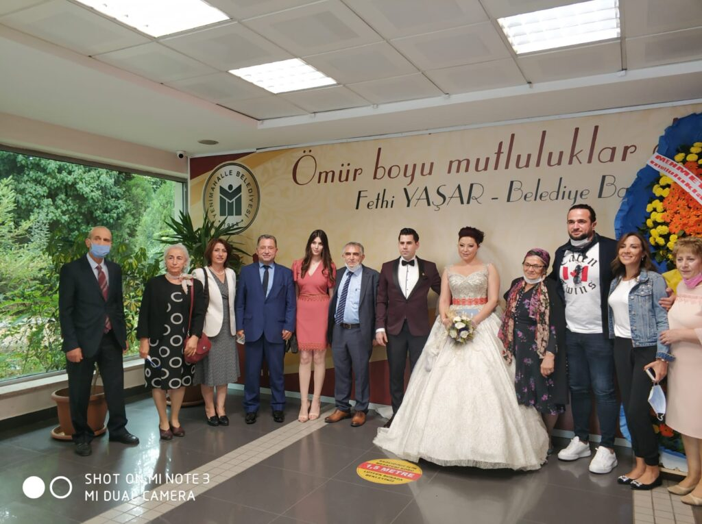 Derneğimiz Başkan yardımcısı Şifaüttin Eroğlu'nun mutlu günü